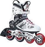 K2 Herren Inline Skates VO2 100 x Pro - Weiß-Schwarz - EU: 36.5 (US: 5 - UK: 4) - 30B0020.1.1.050
