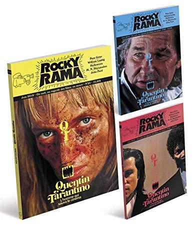 Rockyrama 23 Quentin Tarantino par  Collectif Chiaramonte Johan