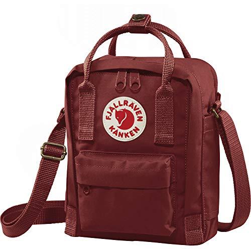FJALLRAVEN Gepäck, Rot (Ochsenrot)