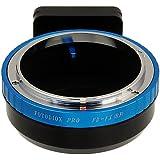 Fotodiox Pro Adaptateur de monture d'objectif pour Objectif Canon FD/ FL à Caméra Numérique sans Miroir -Mirrorless Digital Camera  Fujifilm X mount comme X-Pro1/ X-E1/ X-M1/ X-A1/ X-E2/ et X-T1