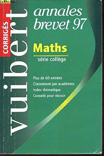 Maths, STT-STI-STL-SMS : [tous les sujets du bac 1996], non corrigés