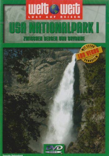 USA Nationalparks Teil 1-3 (Bonus: Las Vegas, New York, Kanadas Westen) [3 DVDs]
