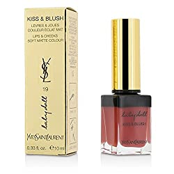 Yves Saint Laurent Baby Doll Kiss & Blush -  19 Corail Sulfureux 10ml/0. 33oz