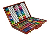 Crayola - Maletín de pinturas y ceras
