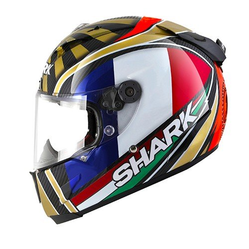 Shark–Casco Moto–Shark Race-R Pro Carbon Zarco World Champion DQW–L