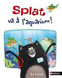 Splat va à l'aquarium !