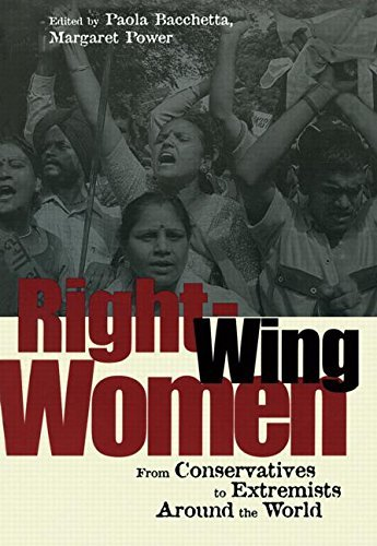 Right-Wing Women: From Conservatives to Extremists Around the World by Paola Bacchetta (2002-08-30)