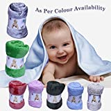 #7: AmazingHind Premium Quality Baby Blanket, Comfortable, Lightweight And Travel Friendly baby wrapper, Imported infent blanket (Color: As per availability, Set of 2)