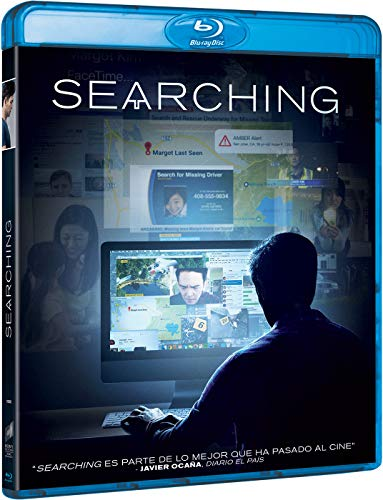 Searching (+ BD) [Blu-ray]