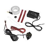 Zerone - Kit de Marcha Atrás de Seguridad para Aparcamiento electromagnético, Sistema de Sensor de...
