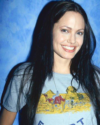 Angelina Jolie foto 11x 14colori allargamento