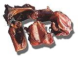 DIBO Rindernasen, 5kg-Karton, der kleine Naturkau-Snack oder Leckerli für Zwischendurch, Hundefutter, Qualitätskauartikel ohne Chemie von DIBO