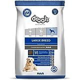 Drools Large Breed Adult, Premium Dog Food, 12kg