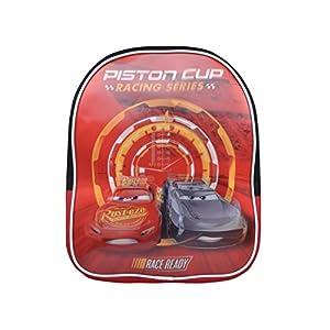 51Va5z4Q2TL. SS300  - Cars 3 Piston Cup Race Mochila escolar Pixar efecto 3D para niños y niñas