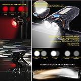 Baytter Fahrradbeleuchtung Set - 2