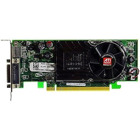 256MB scheda grafica ATI Radeon Hd2400X T GDDR3LP PCIe DMS59Wind ows10id17384