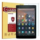 Die besten Tablet-Displayschutzfolie - OMOTON Panzerglas Schutzfolie für das neue Fire HD Bewertungen