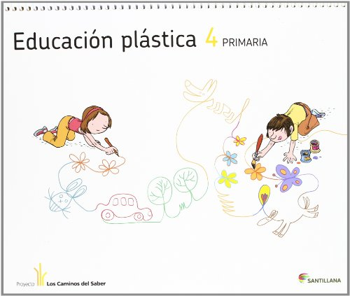 EDUCACION PLASTICA 4 PRIMARIA - 9788468011486 por Vv.Aa.