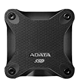 ADATA SD600 3D TLC NAND Flash External Solid State Drive(ASD600-512GU31-CBK, 512 GB)