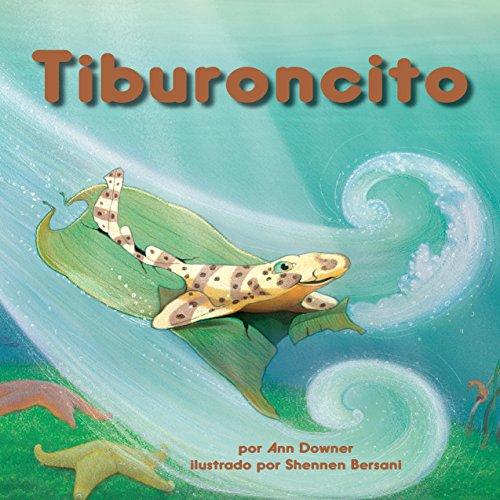 Tiburoncito [Shark Baby]  Audiolibri