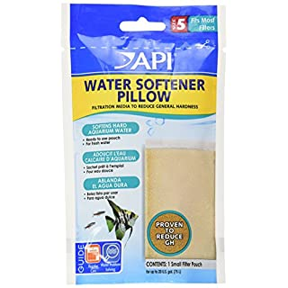 API Aquarium Canister Filtration Water Softener Pillow