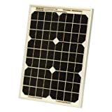 10W Photonic Universe solar panel for motorhome, caravan, boat or any other 12V off-grid system