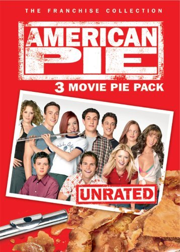 American Pie: 3 Movie Pie Pack (The Franchise Collection) by Jason Biggs