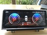Kfz-Monitor mit 6-Core, 2G RAM, 32G Rom, 10,25 Zoll, Android 8.1, für BMW 2 Serie F23 Cabrio (2013–2016), 1 Serie F20 F21 (2011–2016), Stereo-Radio, Vedio Audio, GPS, Navi Media Headunit