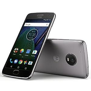 Moto G5 Plus (32GB, Lunar Grey)