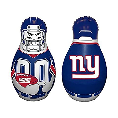 Fremont Die Sports Team Logo New York Giants Mini Tackle Buddy by Fremont Die