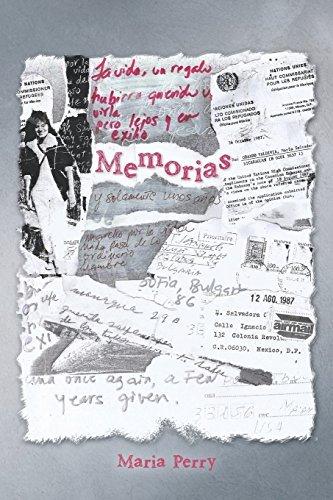 Memorias by Maria Perry (2013-12-24)