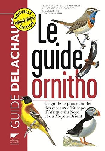 Guide ornitho par Lars Svensson