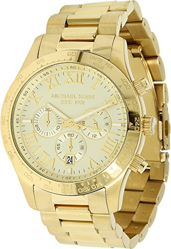 7eb94ae25882 Men s Watches - Michael Kors Men s Layton Gold-Tone Watch MK8214 for ...