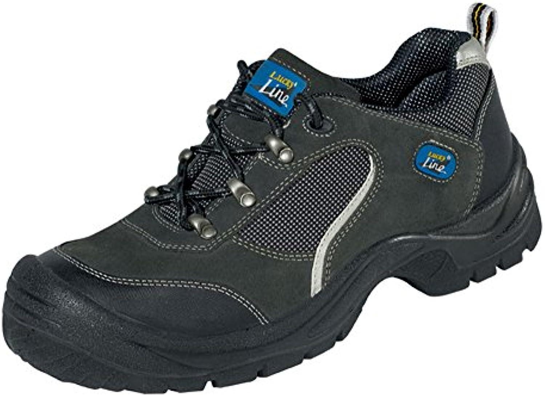 Lucky Line - Calzado de protección para hombre gris gris 47