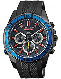 Casio Herren-Armbanduhr XL Edifice Red Bull Racing Collection Chronograph Quarz Resin EFR-534RBP-1AER