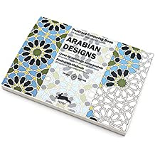 Libro de Artistas Colorear 20 Postales Diseños ARABIAN Tamaño Postal 6259 7068