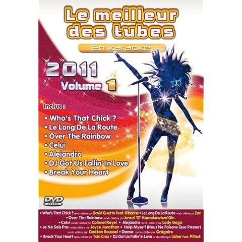 Le Meilleur Des Tubes En Karaoké : 2011 Volume 1