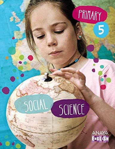 Social Science 5. (Anaya English) - 9788467850055