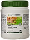 Best Plant Protein Powders - NUTRILITE All Plant Protein Powder, Health Supplement Review