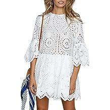 FürKurzes Weißes Suchergebnis Kleid 3 Mit Spitze Auf Yf7y6gb