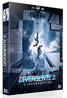 Divergente 2 : L'insurrection (2015) - Combo Collector Blu-ray 3D - Blu-ray - DVD [Combo Collector Blu-ray 3D + Blu-ray + DVD] (B00Y3RB4L0) | Amazon price tracker / tracking, Amazon price history charts, Amazon price watches, Amazon price drop alerts