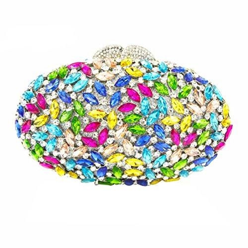 Luxus-Diamant-Abendtasche Mode Handtasche Der Frauen A