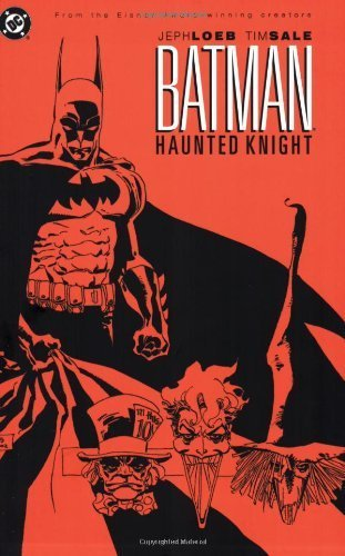 Batman Haunted Knight TP by Jeph Loeb (2005-08-19)