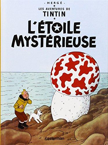 Les Aventures de Tintin, Tome 10 : L'étoile mystérieuse : Mini-album