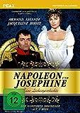 DVD Cover 'Napoleon und Josephine - Eine Liebesgeschichte / Der komplette Dreiteiler mit Armand Assante & Jacqueline Bisset (Pidax Historien-Klassiker) [2 DVDs]