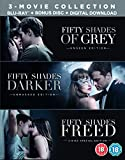 Fifty Shades Freed 3-Movie Boxset (Blu-Ray + Bonus Disc)