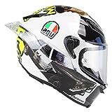 Race Helm AGV Pista GP R Misano 2016 VR|46 Valentino Rossi, ML