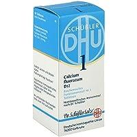 Biochemie Dhu 1 Calcium fluorat.D 12 Tabletten 80 stk preisvergleich bei billige-tabletten.eu