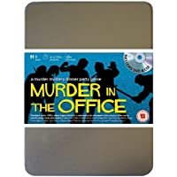 Murder in the Office 8 Player Murder Mystery Dinner Party Game