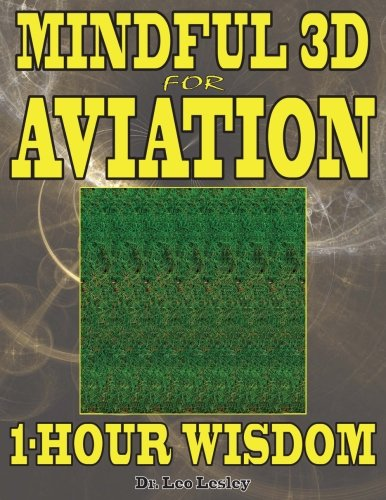 Mindful 3D for Aviation: 1-Hour Wisdom: Volume 1